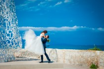 Sea-side wedding-wedding-highlights