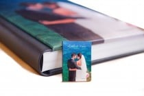 Wedding albums big and small