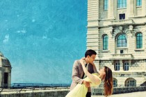 Fun old-fashioned-engagement-pictures-Monaco-9