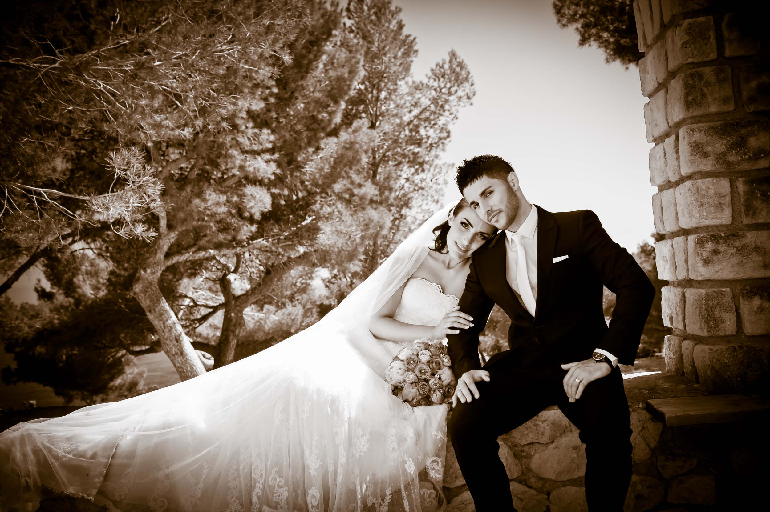 Wedding Photographers On The French Riviera